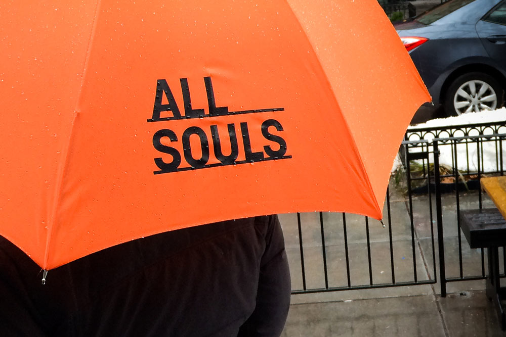 ALL SOULS - Umbrella